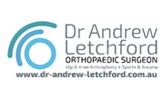 Dr Andrew Letchford Orthopaedic Surgeon