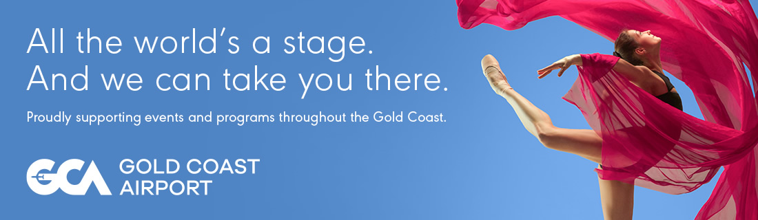 All the world's a stage. And we can take you there. Gold Coast Airport