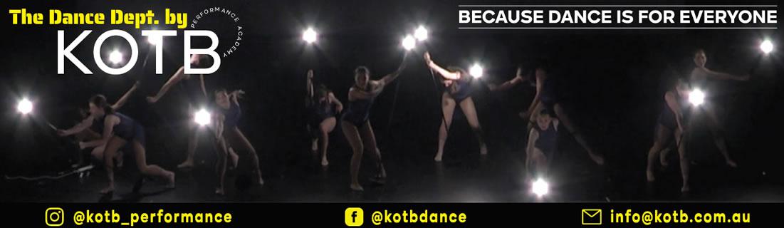 Dance Dept. By KOTB