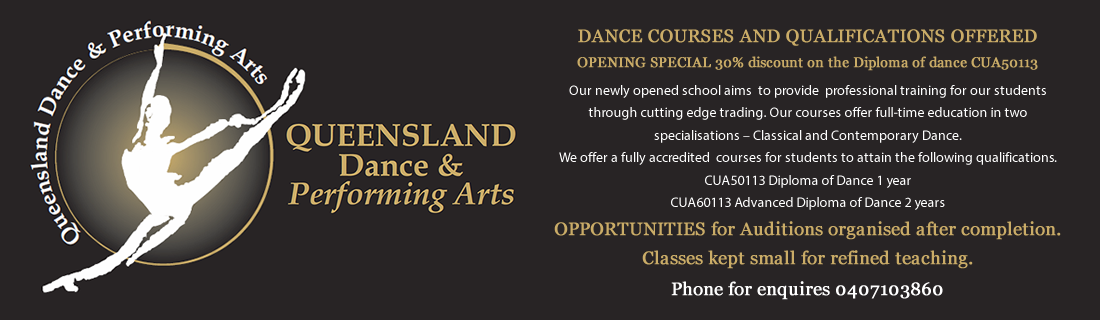 QUEENSLAND Dance & Performing Arts