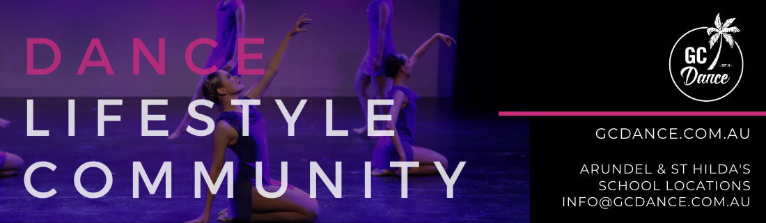 Dance. Lifestyle. Community. GC Dance