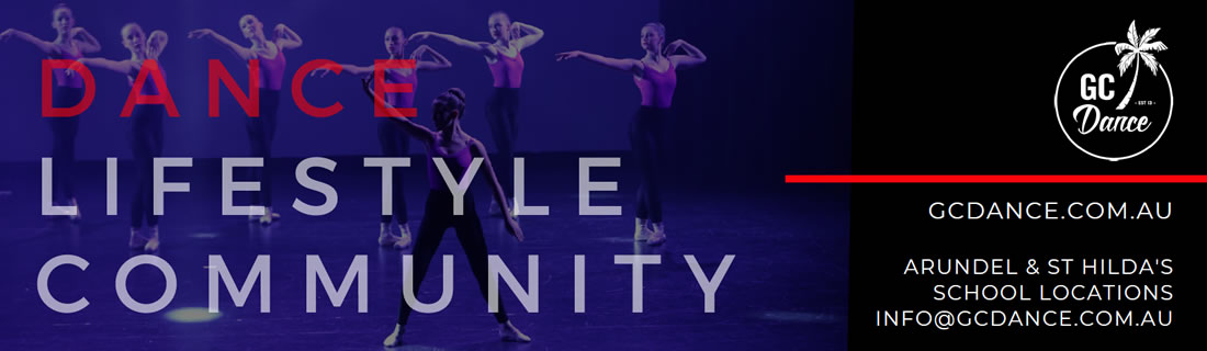 Dance. Lifestyle. Community. GC Dance
