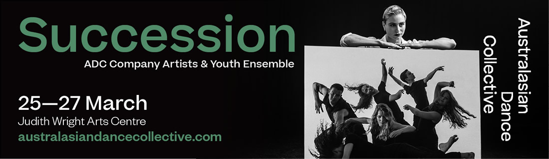 Succession, a collaboration with our company Artists and Youth Ensemble.